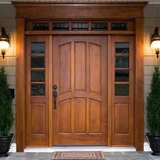& Northwestern Supplies | Doors | Steamboat Springs Colorado