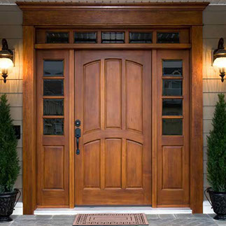 & Northwestern Supplies | Doors | Steamboat Springs Colorado